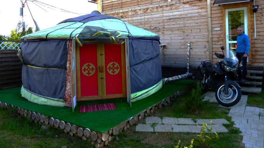 Etno jurta