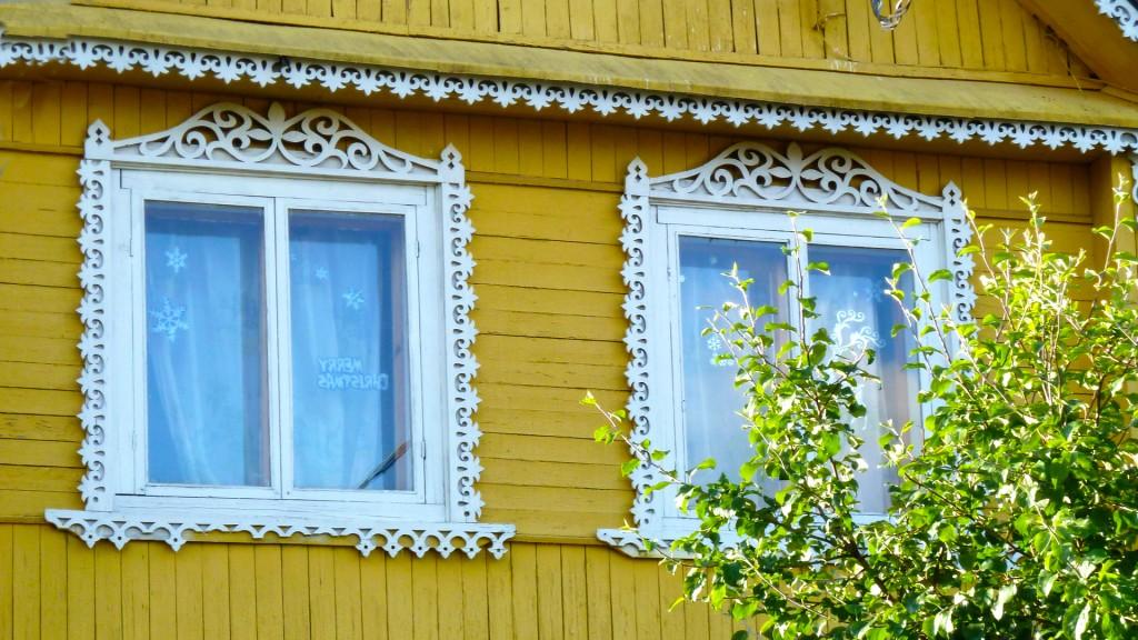Klassikaline Vene puuarhidektuur. Classical Russian achitecture