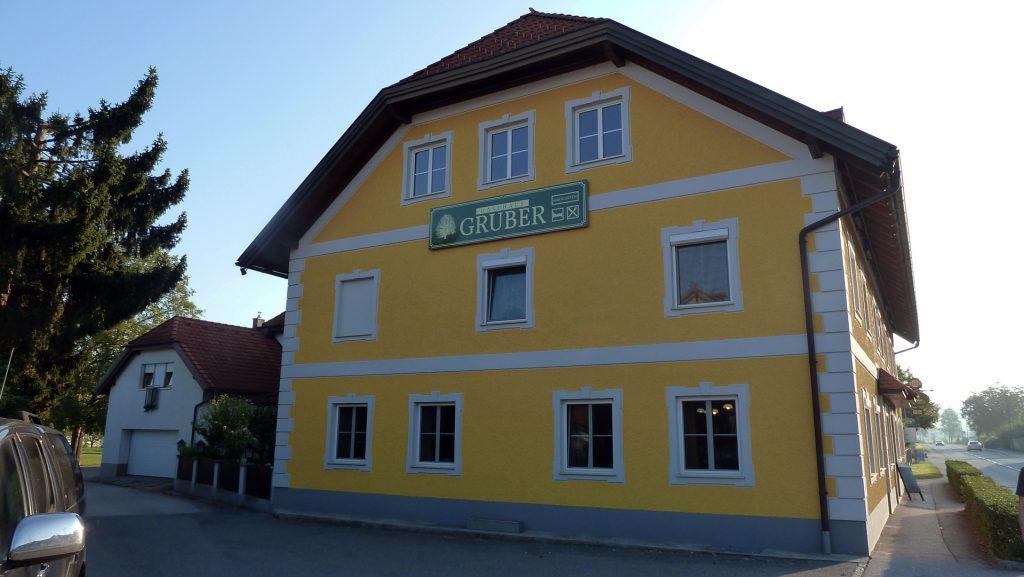 Meie külalistemaja Neumarktis. Our guesthouse in Neumarkt