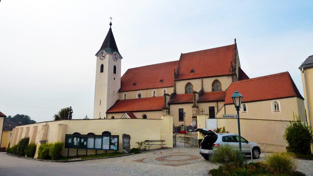 Stiftskirche in Ardagger