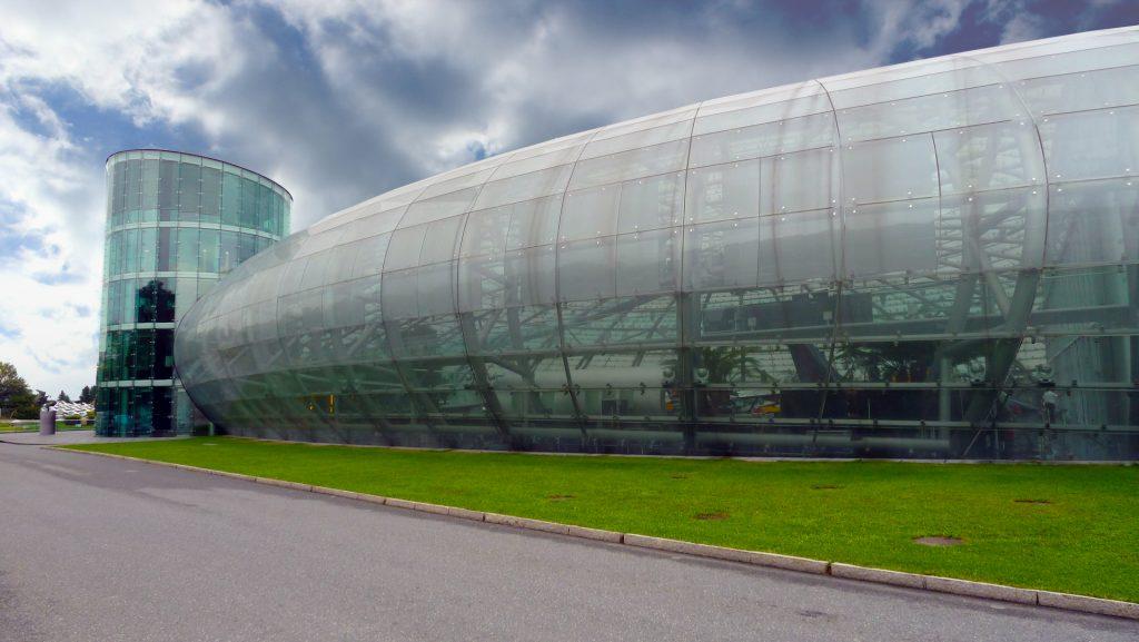 Salzburg Red Bull Hangar - 7