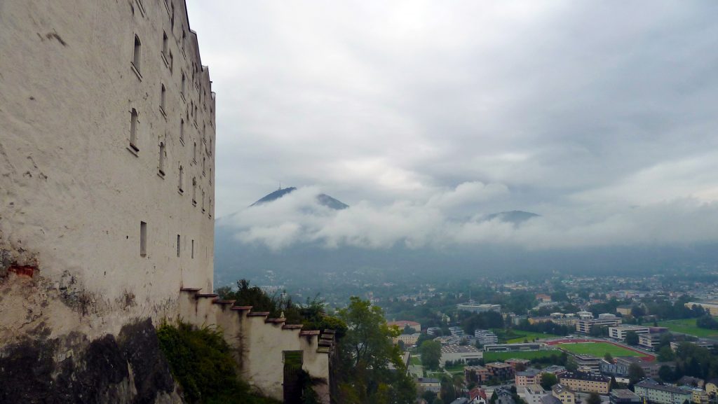 Vaade kindlusest. View from fortress
