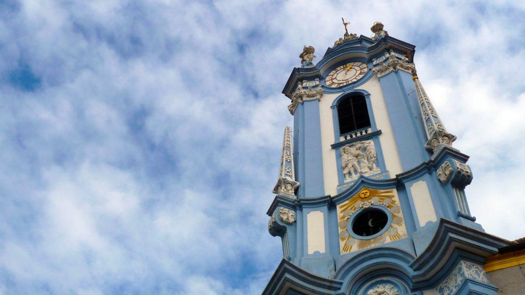 Augustiinlaste kloostri kirik. A church of Augustinian monastry