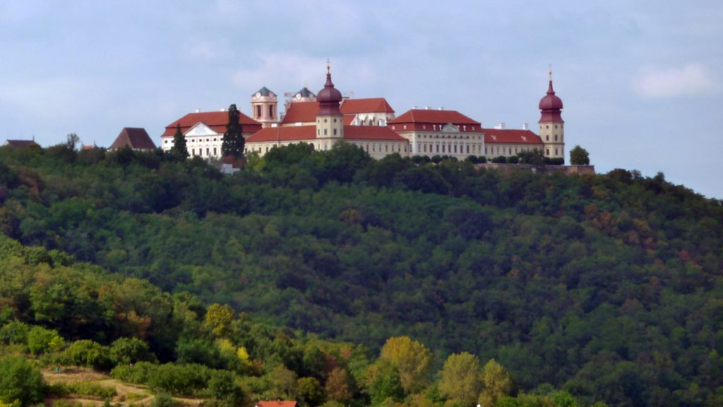 Göttweigi klooster. Göttweig monastry